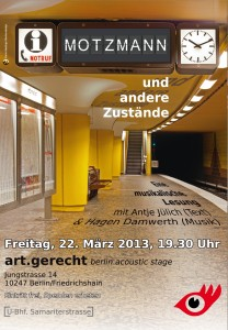 Flyer: Frank Baethge